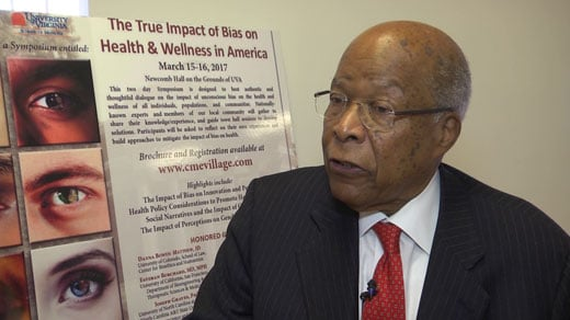 Dr. Louis Sullivan, physician and health policy leader