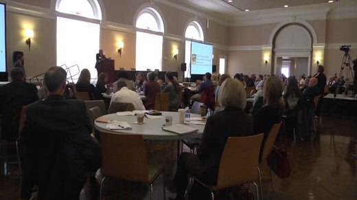 UVA's unconscious bias symposium at Newcomb Hall