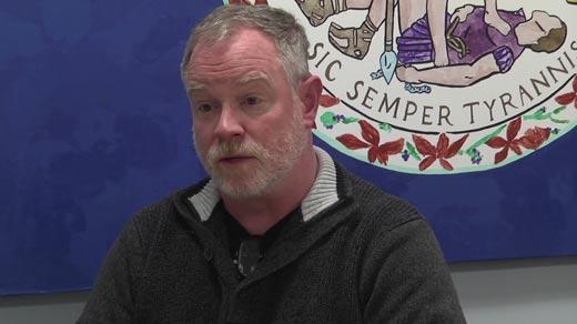 ACLU Virginia Director of Public Policy and Communications Bill Farrar