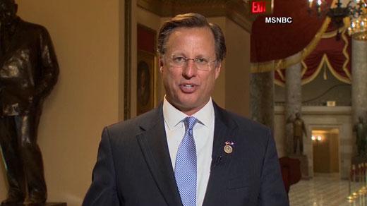 Seventh District Congressman Dave Brat (FILE)