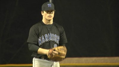 Derek Domecq has a 1.97 career ERA at WAHS