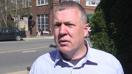 Charlottesville Police Lt. Steve Upman