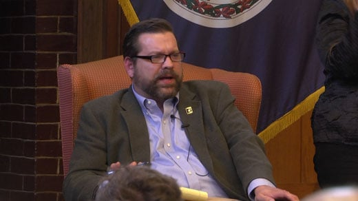 5th District Congressman Tom Garrett (FILE)