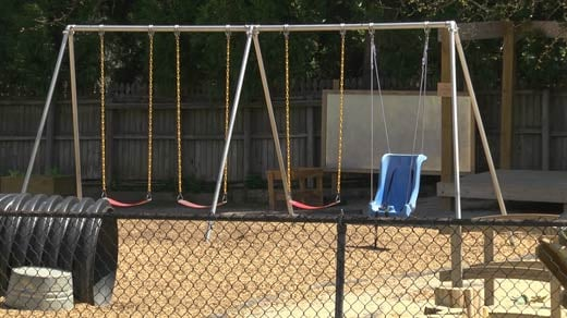 Playground at St. Mark Lutheran Church