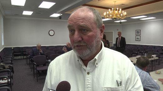 Waynesboro Mayor Bruce Allen