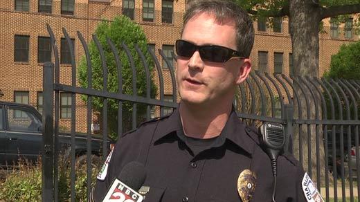 Charlottesville Police Sgt. P.J. Best