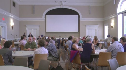 Community members offer their input on who they would like to see be UVA's next president