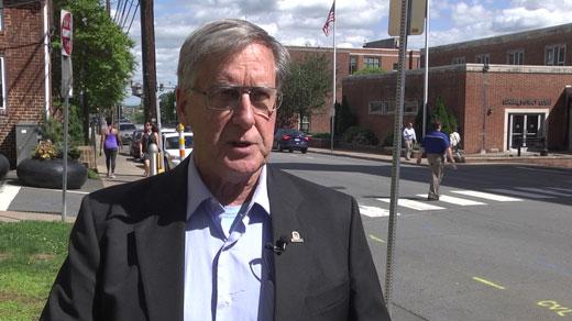 Bob Fenwick, Charlottesville City Council member