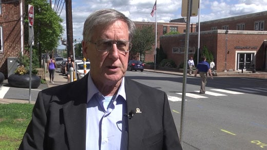 Bob Fenwick, Charlottesville City Council member