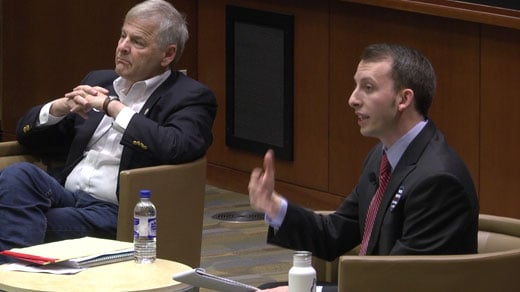 Democratic Primary Delegate Candidates Participate in Forum at UVA