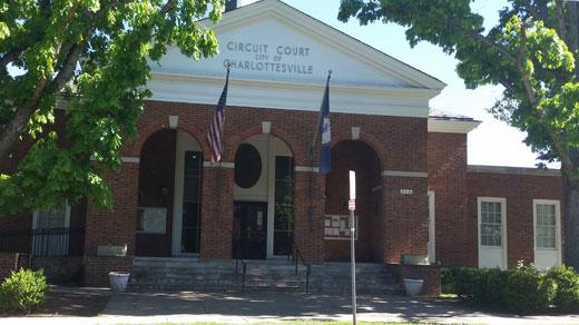 Charlottesville Circuit Court (FILE IMAGE)