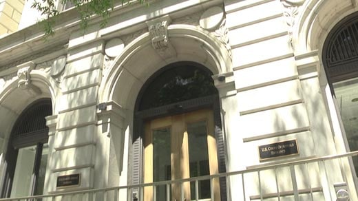 Entrance to the 4th U.S. Circuit Court of Appeals (FILE IMAGE)