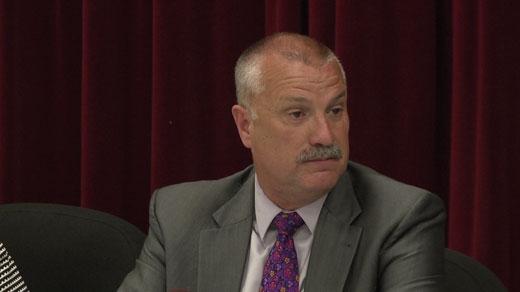 Waynesboro Superintendent Jeff Cassell