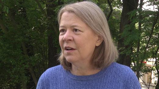 Charlottesville City Councilor Kristin Szakos