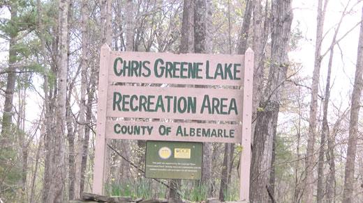Chris Greene Lake in Albemarle County