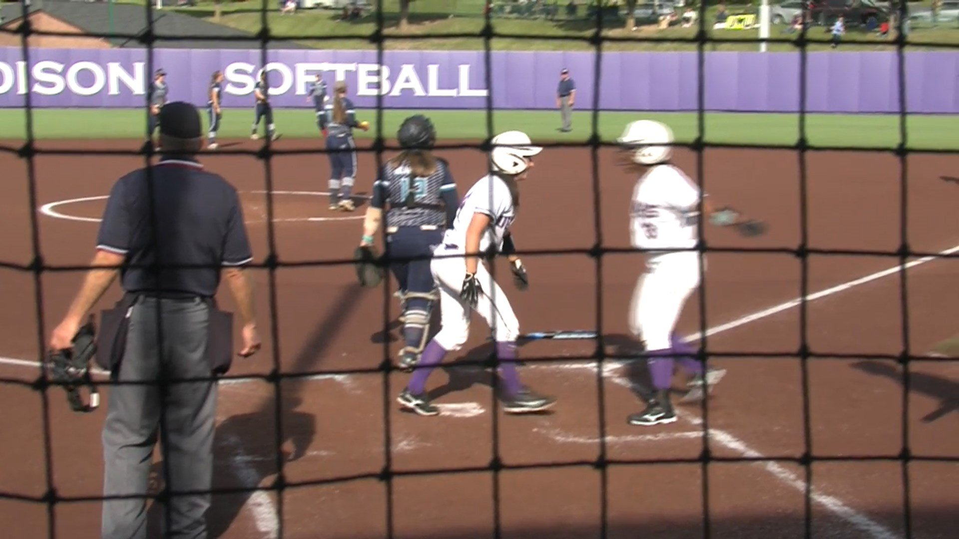 Senior Niki Prince scored as part of a six run first inning
