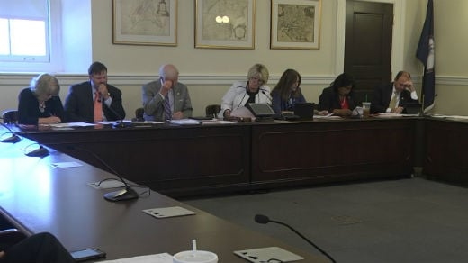 The Health Insurance Reform Commission received insurance rate filings for next year