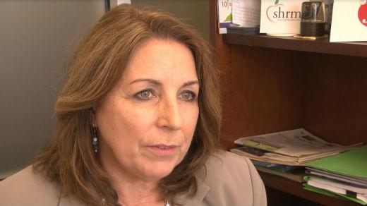 Debbie Hopkins, Shenandoah Valley Workforce Development Board workforce officer