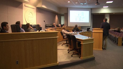 The Augusta County Board of Supervisors met to discuss the Augusta County Courthouse