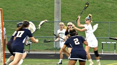 Sophomore Meghan Walin scored 3 goals for Monticello