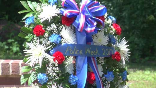 Albemarle County holds a memorial ceremony Thursday