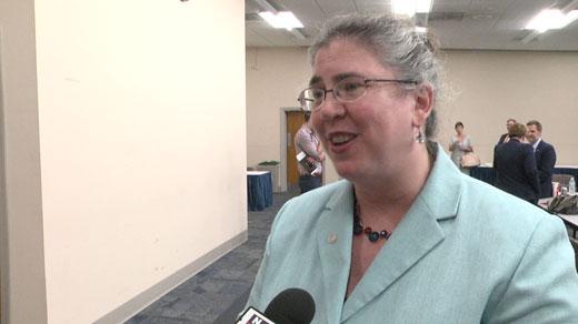 Kari Evans, bicentennial director