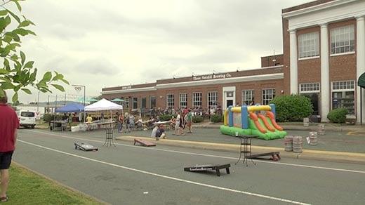 Fourth Annual Hog and Brews Festival