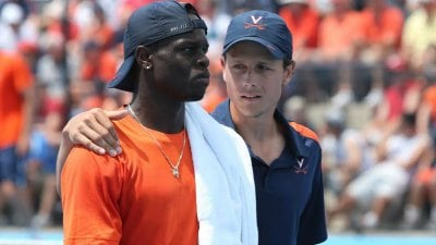 Pedroso was UVA Tennis' associate head coach from 2010-2014