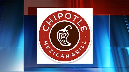 Norovirus confirmed in diner who reported eating at Chipotle