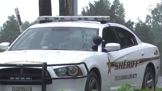 Vehicle with the Fluvanna County Sheriff's Office (FILE IMAGE)