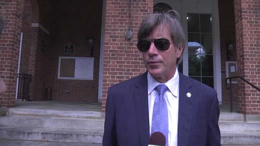 Special Prosecutor Michael Doucette
