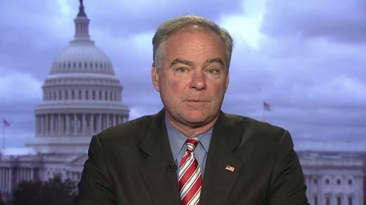 U.S. Senator Tim Kaine (D-VA)