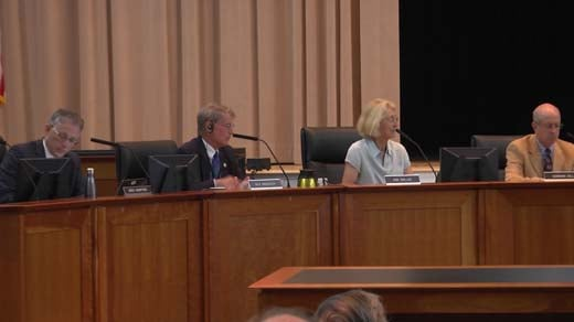 The Albemarle County Board of Supervisors approved a pilot program Wednesday
