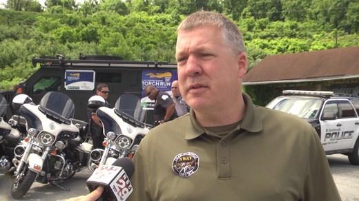 Lt. Steve Upman