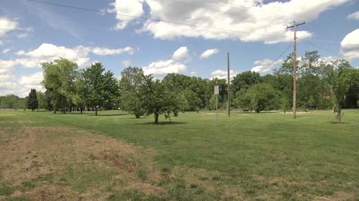 Constitution Park in Waynesboro