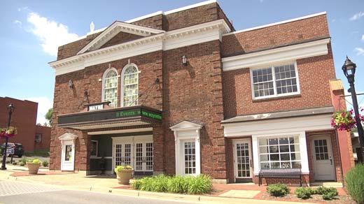 Wayne Theatre in Waynesboro