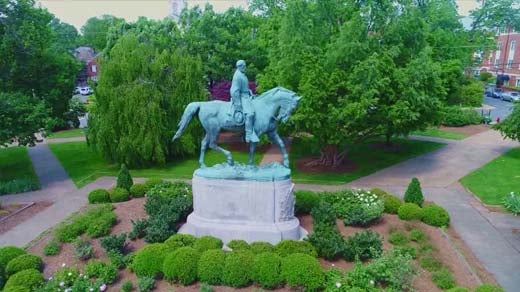 Robert E. Lee Statue (FIle Image)
