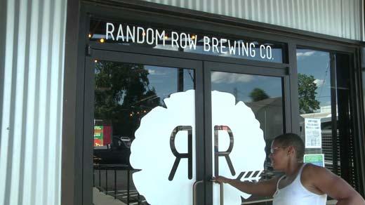 Random Row Brewing Company