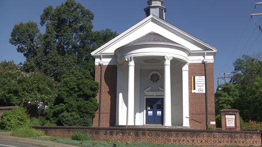 Thomas Jefferson Memorial Church Unitarian Universalist