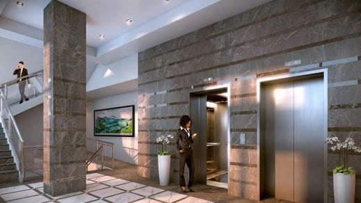 West2nd office and lobby