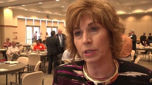 Sharon Johnson, Shenandoah Valley Workforce Development Board CEO