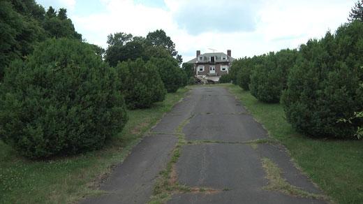 site of Lerner home