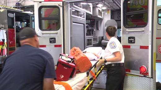 CARS ambulance