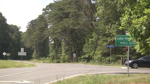Lake Monticello Road and Route 52 where VDOT is proposing a roundabout