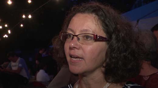 Democratic Charlottesville City Council nominee Amy Laufer