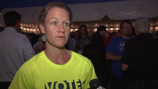 Democratic Charlottesville City Council nominee Heather Hill