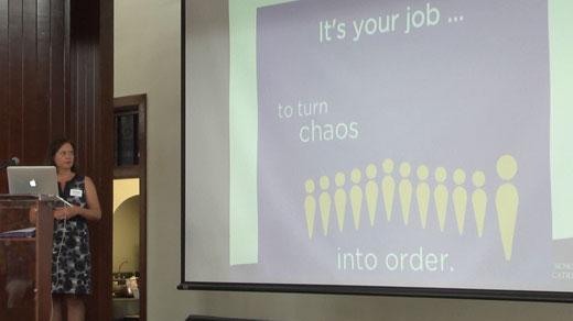 Symposium at the Jefferson School City Center