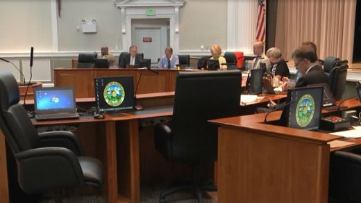 The Albemarle County Board of Supervisors met Wednesday