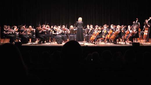 Charlottesville High School String Ensemble