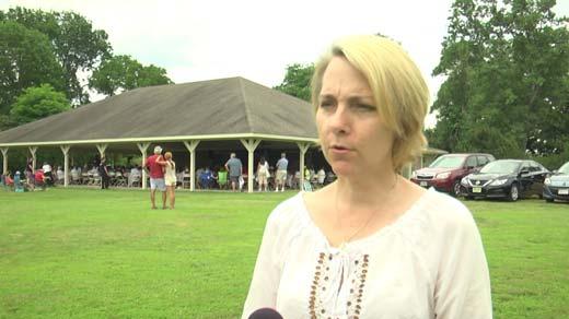 Highland Executive Director Sara Bon-Harper